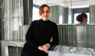 Architektka Lenka Štěpánková, (c) Františka Foto