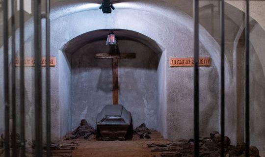 Kapucínská hrobka, (c) Františka Foto