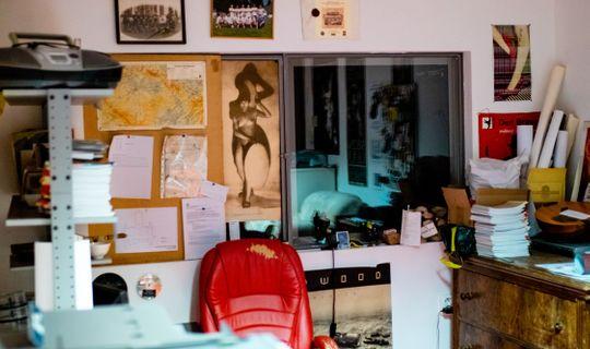 HaDivadlo - kancelář, (c) Františka Foto
