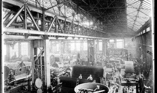 První brněnská strojírna © Technické muzeum v Brně