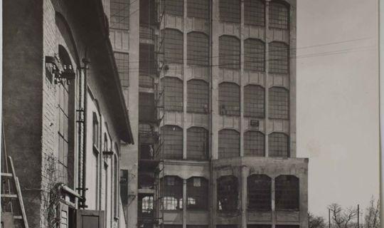 Továrna na vlněné zboží Moritz Fuhrmann © Muzeum Brněnska