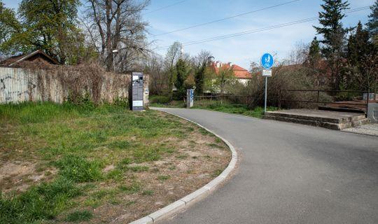 Zábrdovické nádraží – železnice a průmysl, autor Michal Růžička