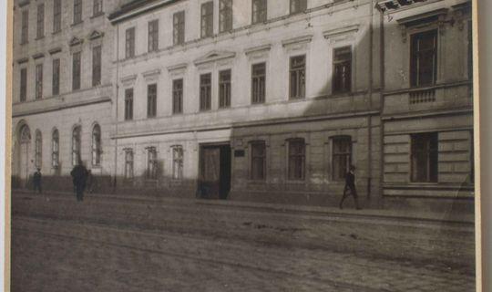 Továrna Löw & Schmall © Muzeum Brněnska